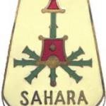 Le bouclier saharien