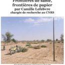 Frontières de sable, frontières de papier – Paris, 12 février 2019