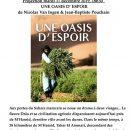 Projection «Une oasis d'espoir». Lyon, 17 décembre 2019