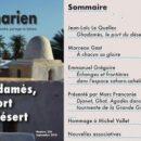 Le Saharien – 226 – Septembre 2018
